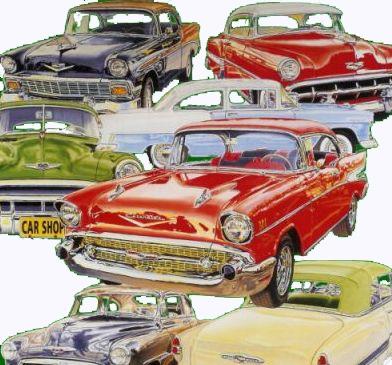 Chevys 49-57