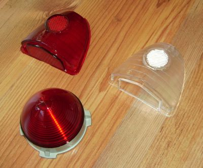 53 tail light lenses