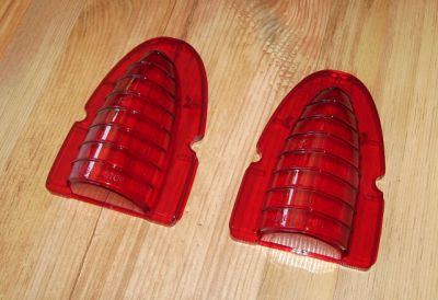 54 tail light lenses