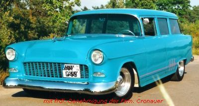 Chevy 55 Custom