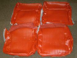 64 seat covers Impala
