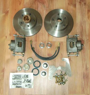PU Disc Brake kit