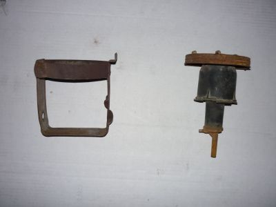 windshield washer bracket