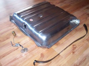 57 Chevy Gas Tank